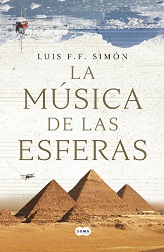 La música de las esferas (Spanish Edition) by [F. Simón, Luis