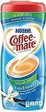 NESTLE COFFEE-MATE Sugar Free French Vanilla Powder Coffee Creamer, 10.2 Ounce, Pack of 6