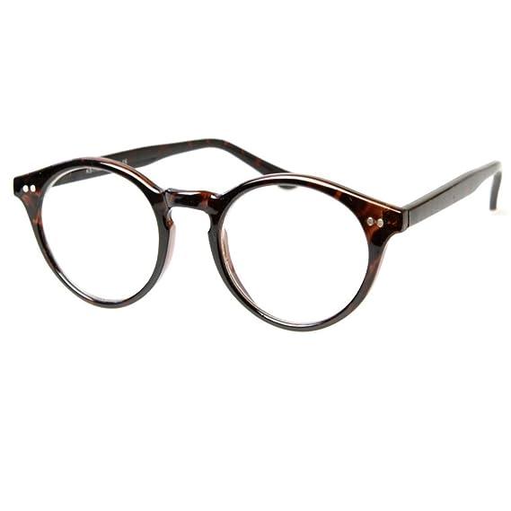 Kiss Lunettes neutre style MOSCOT mod. WAVE Johnny Depp - cadre optique de  la Lumière e8cc1c9dbf44