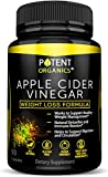 Best Apple Cider Vinegar Capsules - 100% Organic Apple Cider Vinegar - 90 Capsules Review