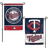 Stockdale Minnesota Twins WC GARDEN FLAG Premium 2-sided Outdoor House Banner Baseball