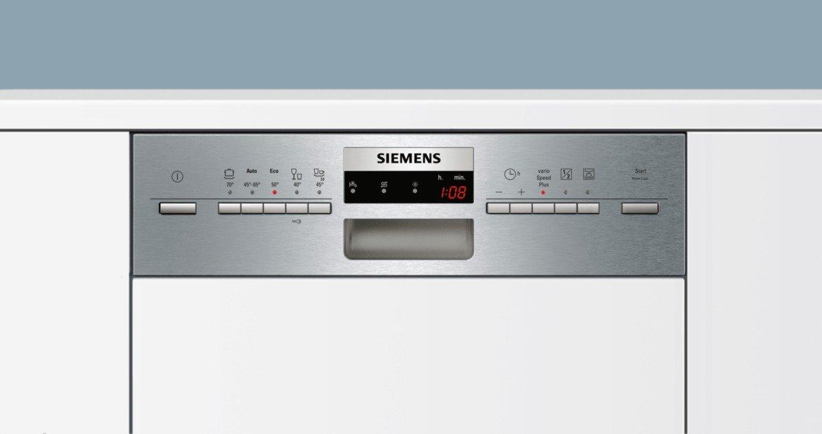 Siemens sr55 m536eu IQ500 Lavavajillas notebook int egriert/A +/ ...