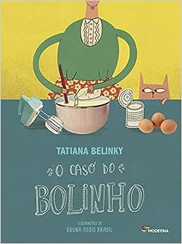 O Caso do Bolinho - Livros na Amazon Brasil- 9788516105884