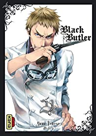 Black Butler, tome 21  par Yana Toboso