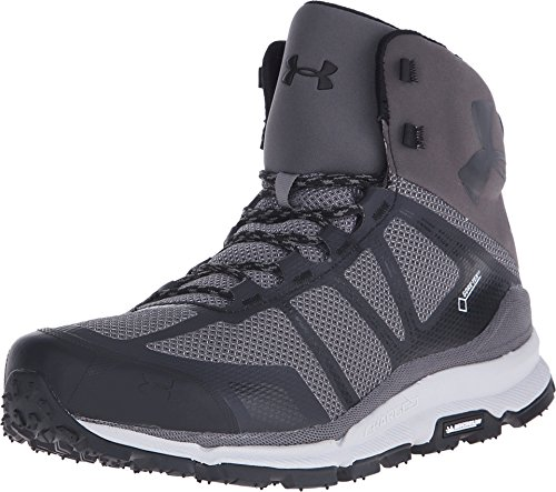 - Under Armour Men's Verge Mid GTX Boot, Graphite/Elemental/White, 10