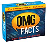 Books : OMG Facts 2020 Day-To-Day Boxed Calendar