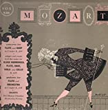 Mozart: Concerto for Flute & Harp in C major, K 299; Adagio and Rondo in E flat major for Glass Harmonica, Flute, Oboe, Viola, Cello, K 617; Andante for Flute & Orchestra in C major, K 315