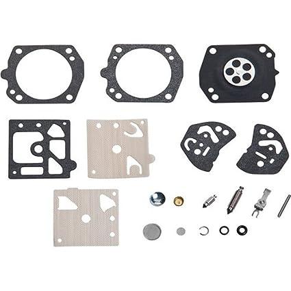 Amazon.com: Walbro Carburador Rebuild Kit k20-hda Fits ...