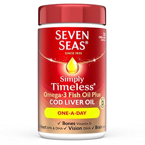 Seven Seas Pure Liver capsules product image