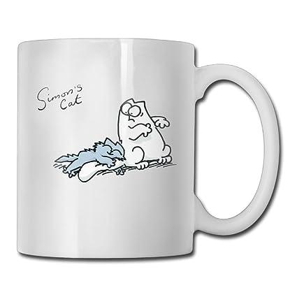 Simons Cat Girls Friend Coffee Mugs Tea Mug Office Staff Best Birthday Gift For Mom