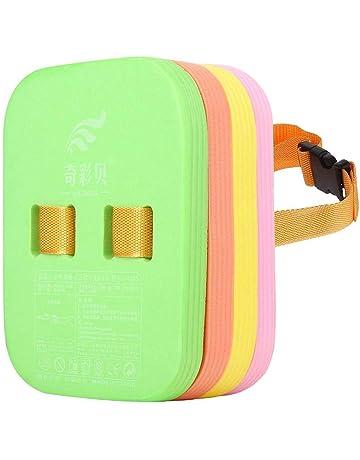 Evenlyao Fitness Tabla de natación de Seguridad para Piscina Ayuda de Entrenamiento de Kickboard Flotador Suministros