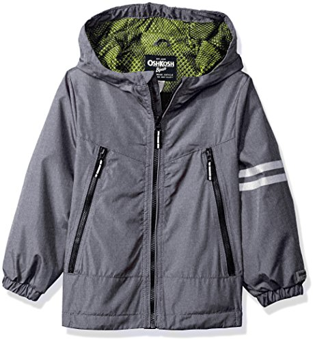 Boys Lightweight Hooded Jacket - 6