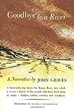 Goodbye to a River, John Graves, 0394426908