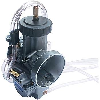 Honda S66 >> Amazon.com: Keihin 016.167 PWK 38mm Air Striker Carburetor: Automotive
