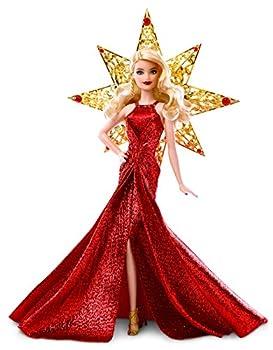 Barbie 2017 Holiday Doll, Blonde Hair 8