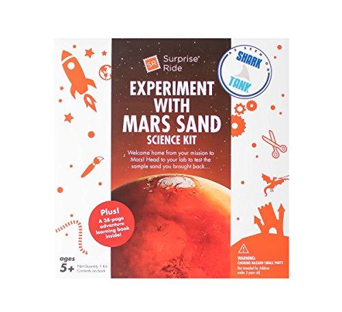 Surprise Ride Mars Learning Kit (Wild Science Kit)