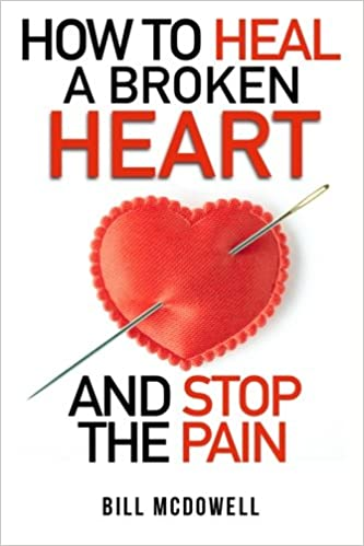 How to ease the pain of broken heart