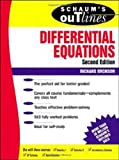 Differential Equations, Richard Bronson and Gabriel Costa, 0071456872
