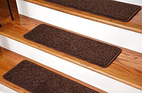 Superbe Dean Serged DIY 27u0026quot; X 9u0026quot; Imperial Carpet Stair Treads   Color:  Walnut