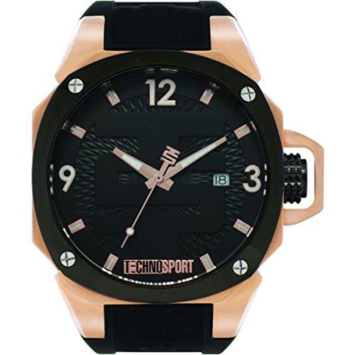TechnoSport Men's Chrono Watch - GOLDEN TOUCH gold
