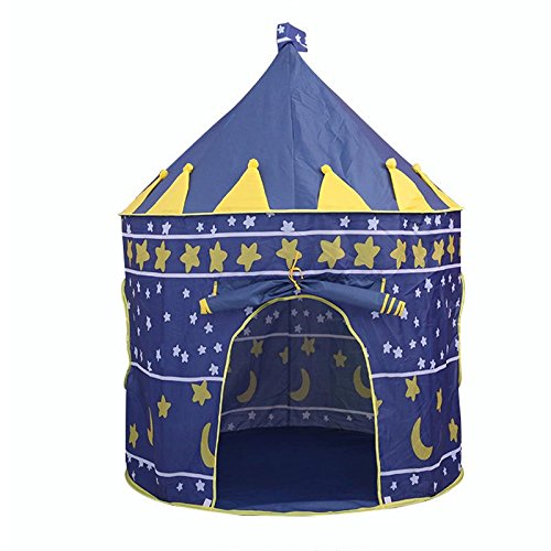 Unbranded Portable Folding Play Tent Children Kids Castle Cu