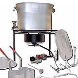 King Kooker Hot Tub Outdoor Cooker Package