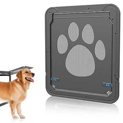 Amazon.com: Protector de puerta para mascotas, para perro ...