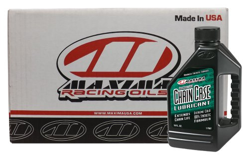 Maxima CS45916-12PK ATV/Snowmobile Synthetic Chain Case Lubricant - 16 oz., (Case of 12) by Maxima