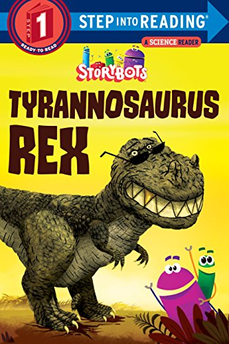 Tyrannosaurus Rex (StoryBots) (Step into Reading) (5 Most Expensive Cars In The World)