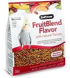 ZuPreem FruitBlend Flavor with Natural Flavors for Medium Birds