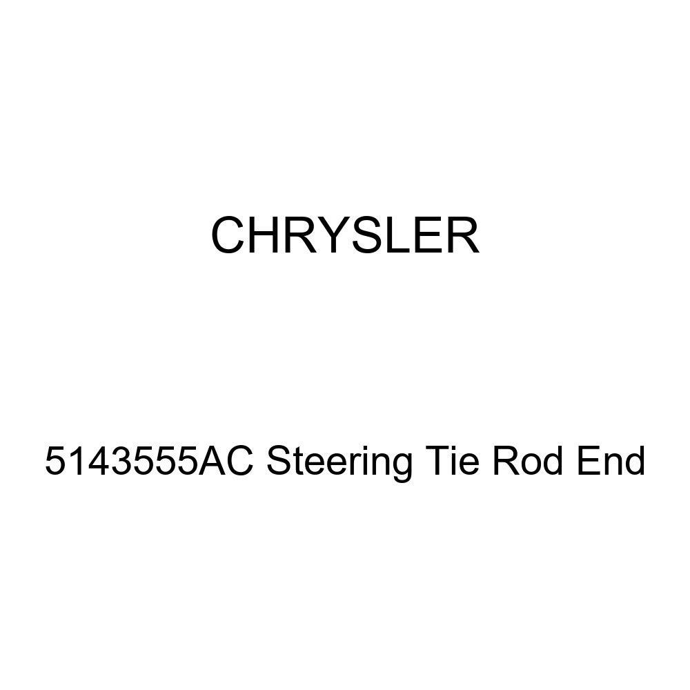 Genuine Chrysler 5143555AC Steering Tie Rod End