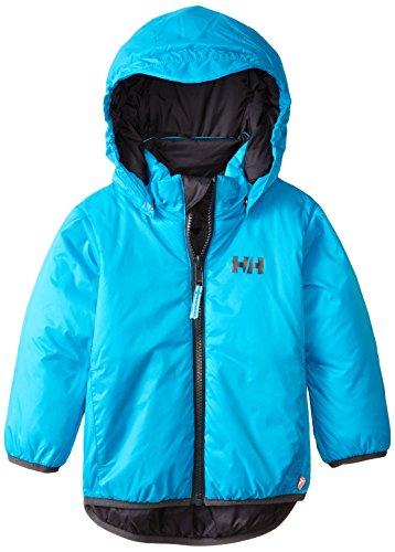 Helly Hansen Kid's Synergy Jacket, Frozen Blue, 2