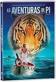 As Aventuras De Pi [Dvd]