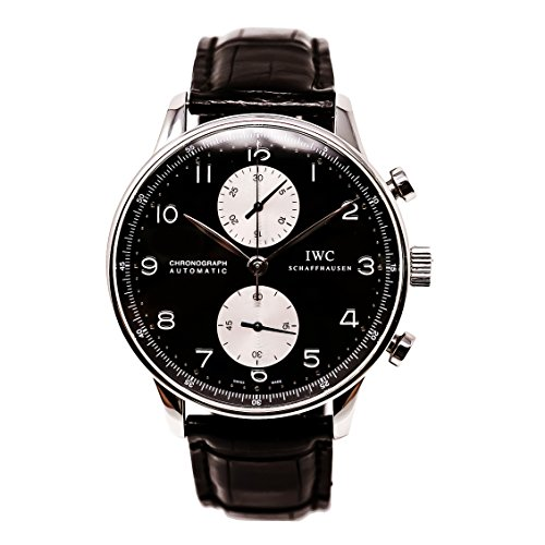 IWC-Schaffhausen-automatic-self-wind-mens-Watch-IW3714-04-Certified-Pre-owned