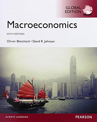Blanchard Macroeconomics