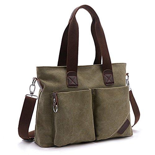 ToLFE Women Top Handle Satchel Handbags Tote Purse Shoulder Bag Image
