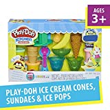 Play-Doh Kitchen Creations Ice Cream Party Play