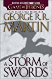 Book cover from A Storm of Swords (HBO Tie-in Edition): A Song of Ice and Fire: Book Three by George R. R. Martin
