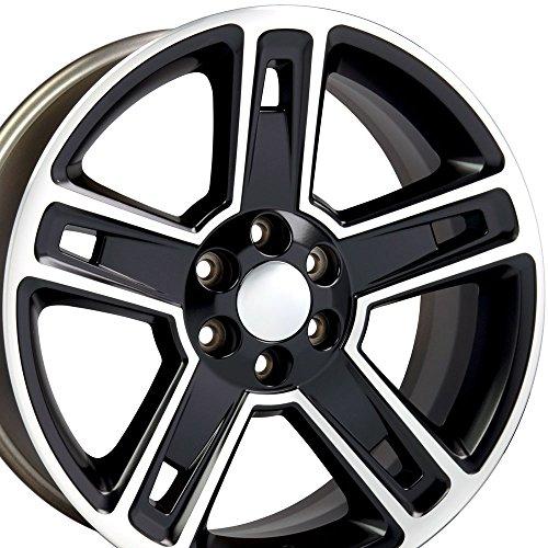 silverado 22 rims - 2