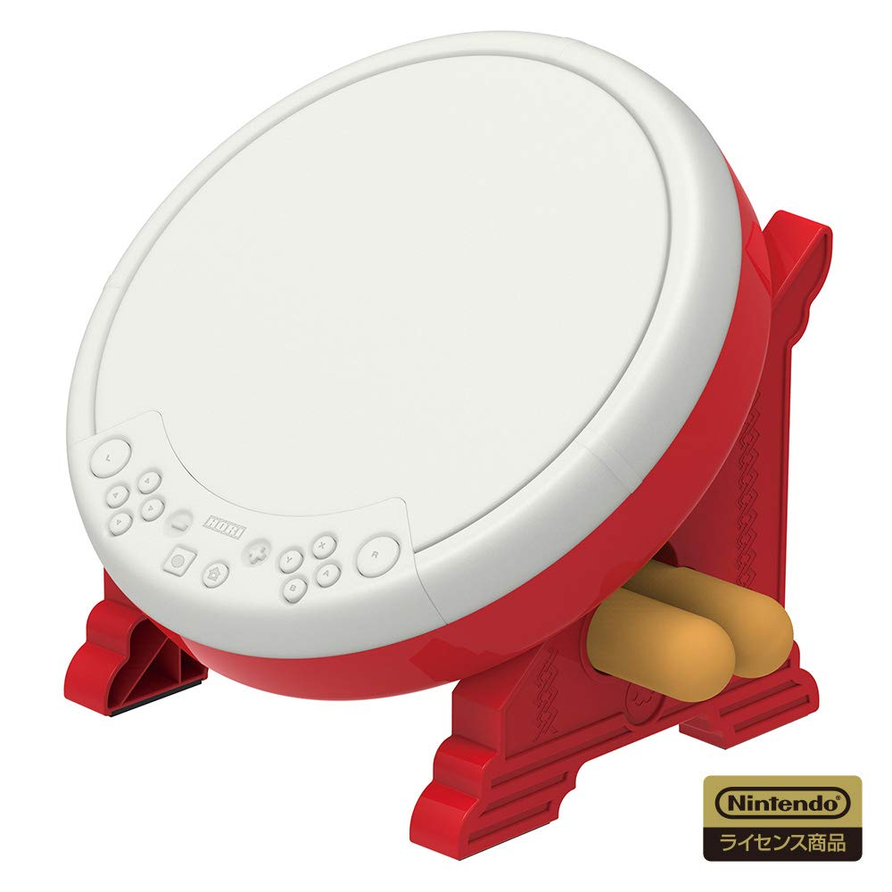 Taiko no Tatsujin controller ''Taiko and Stick for Nintendo Switch'' Japanese ver.