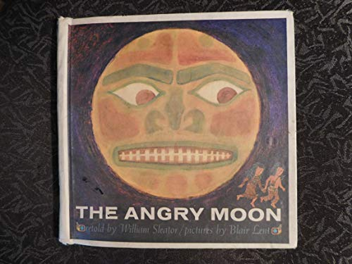 The angry moon