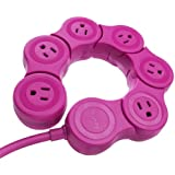 Quirky PPVPP-PK01 Pivot Power  - Pink