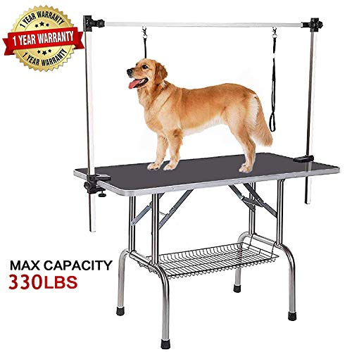 Haige Pet Your Pet Nanny Professional Dog Grooming Table