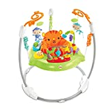 Fisher-Price Lights and Sound Interactive Roarin' Rainforest Baby Jumperoo