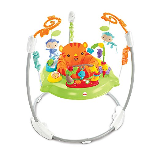 Fisher-Price Lights and Sound Interactive Roarin' Rainfor...