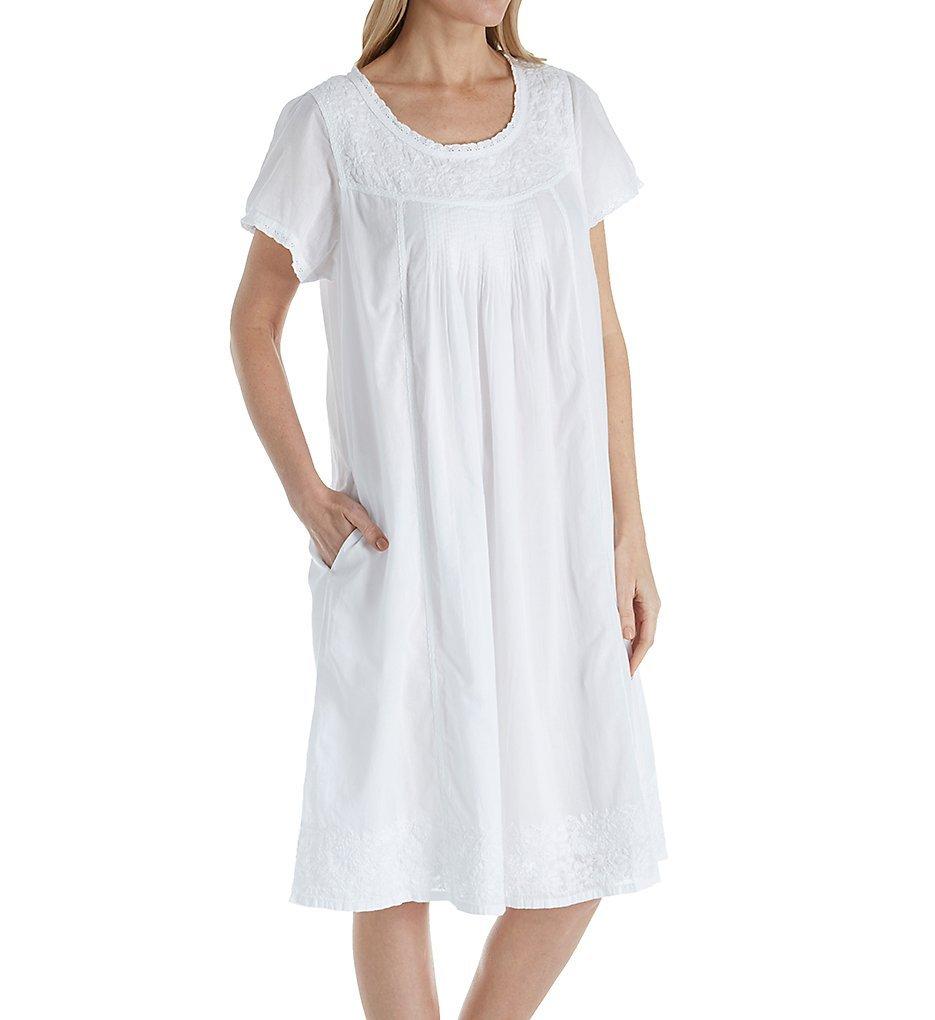 La Cera SLEEPWEAR レディース B07B96934K X-Large|ホワイト ホワイト X-Large