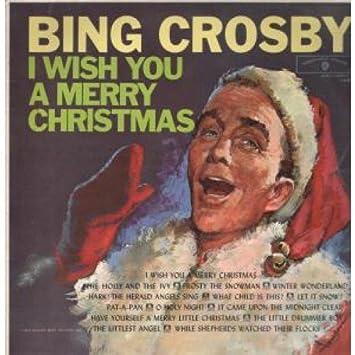 Bing Crosby, Columbus Boychoir - Family Christmas Favorites - Amazon.com  Music