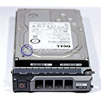 Dell Certified 2 TB 7200 RPM 3.5 inch Enterprise Class Serial ATA (SATA) Hard Drive W/ Tray for PowerEdge Servers. Mfr. P/N: 3WHDK