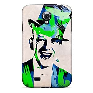 SherriFakhry Samsung Galaxy S4 Bumper Cell-phone Hard Cover Customized Trendy Nirvana Series [FHe1898ZQvg]