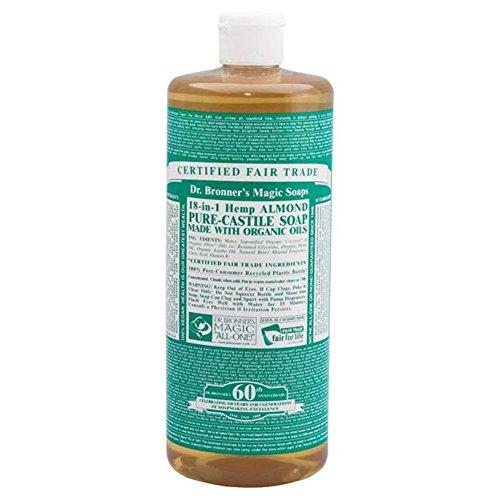 Dr Bronners Pure Castile Liquid Soap